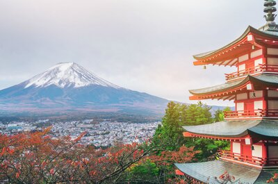 Japan as a Honeymoon Destination: reasons for its increasing popularity