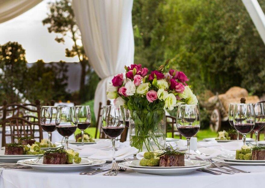 En Centro de eventos El Pregón: celebra tu matrimonio en un lugar paradisíaco, rodeados de naturaleza y con servicios exclusivos