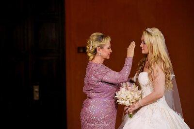 Cómo elegir el vestido de la mamá de la novia: ¡Tips e ideas que te encantarán!
