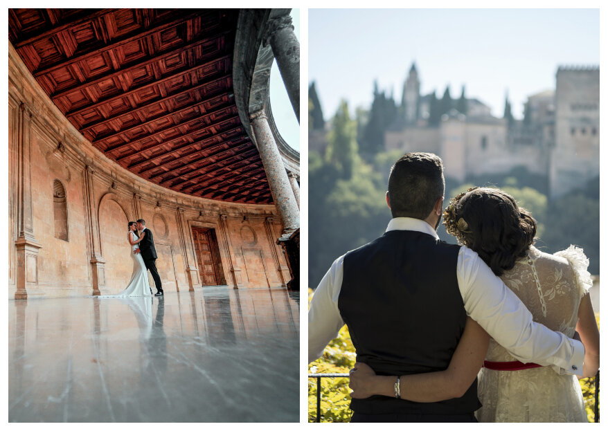 Trouwen in Spanje: een zonovergoten bruiloft