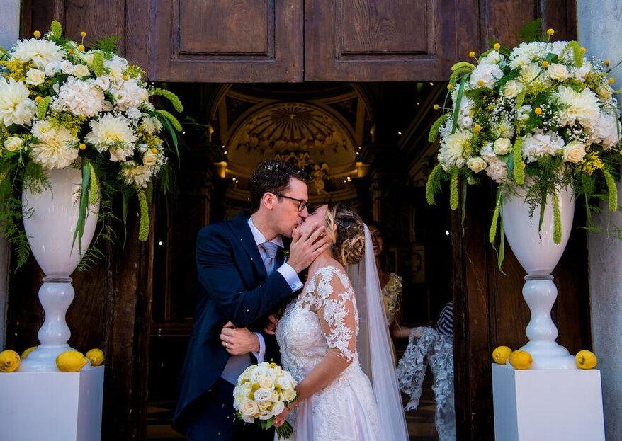 Wedding planner si o no? Ecco le ispirazioni giuste che vi convinceranno a non poterne far a meno!