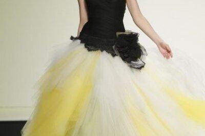Must-haves: Originelle Brautkleider 2015