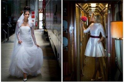 Brautkleider – individuell und ganz persönlich