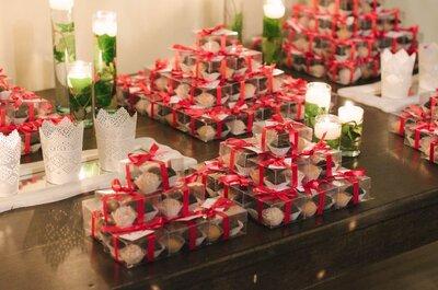 Detalles para agradecer a tus invitados su asistencia a la boda: ¡6 ideas muy originales!
