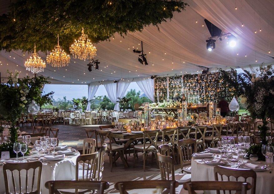 El checklist de tu recepción de boda: ¡qué nada te falte!