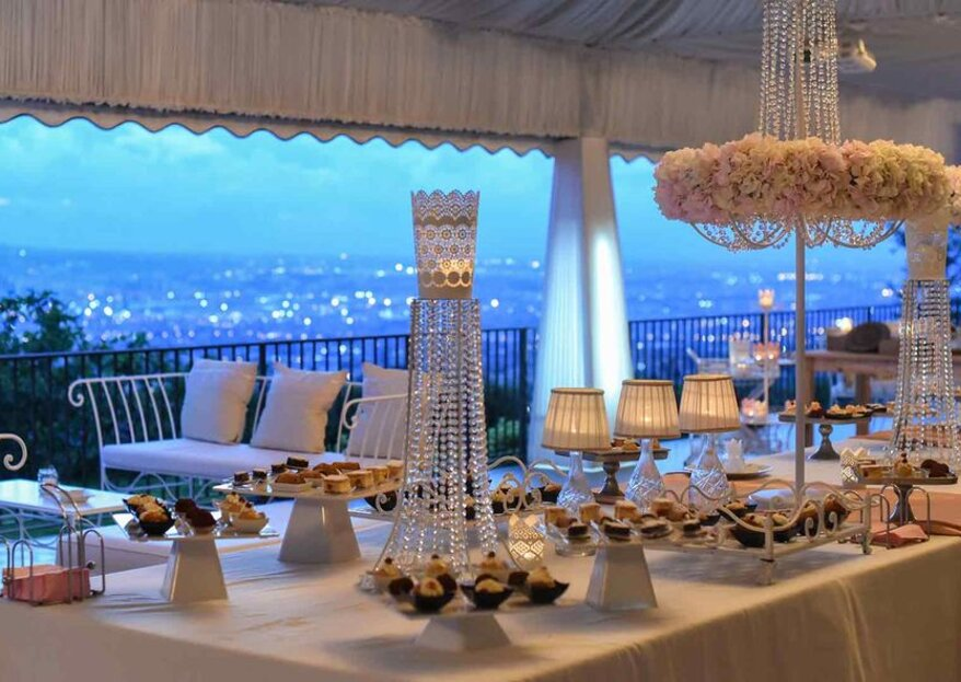 Villa Andrea di Isernia: your destination wedding overlooking the Mediterranean