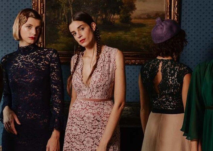 Atelier Elena Pignata: il paradiso degli abiti da cerimonia