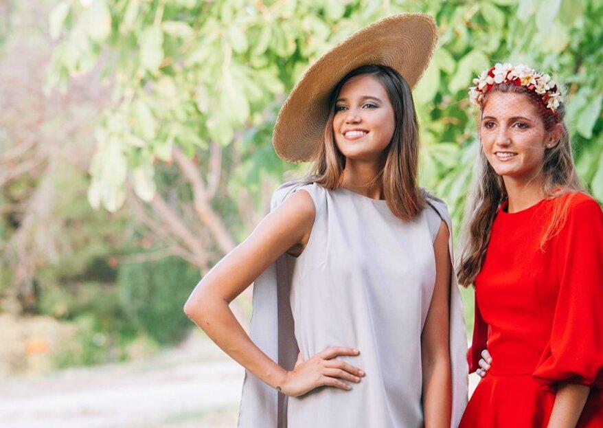 Cómo ser la invitada perfecta en una boda en 5 pasos