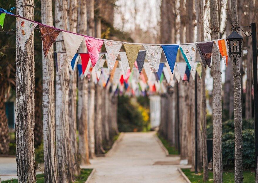 Ten en cuenta estos consejos para elegir el lugar perfecto para celebrar tu gran día