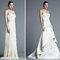 Suknia ślubna z kolekcji J. Mendel