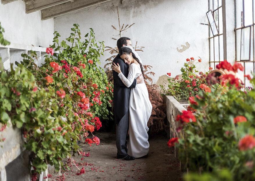 Haz de tu boda una aventura exótica con las fotografías de Bombaai Photography