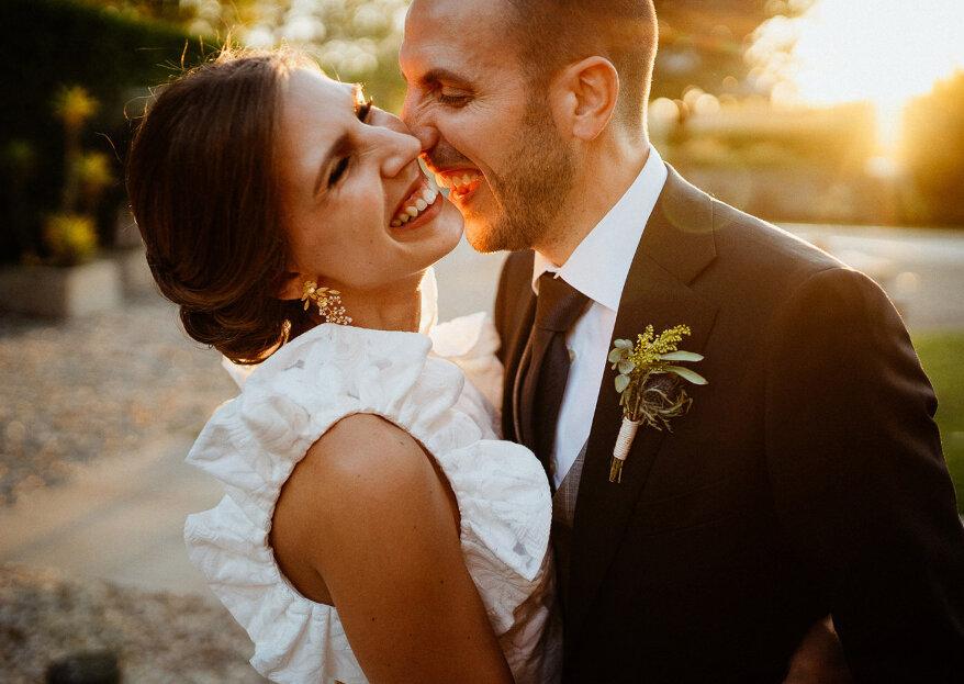 15 frases que todas as noivas querem ouvir enquanto preparam o seu casamento!