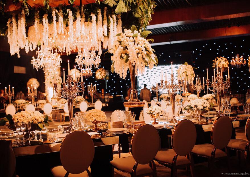 Nativo Latam Wedding Planners revela cuatro tendencias nupciales para 2019