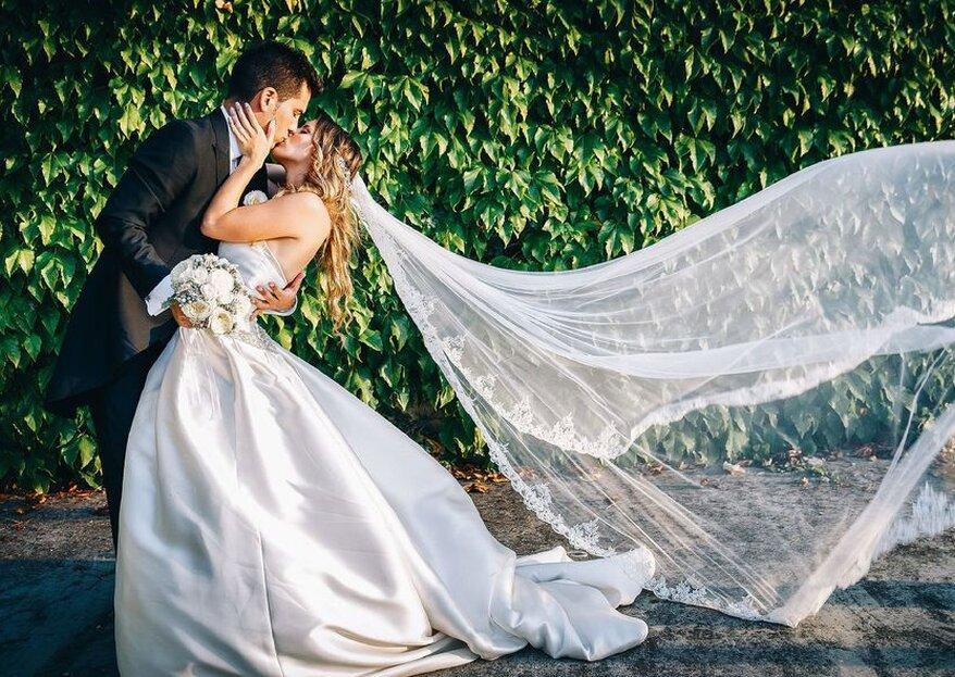 7 tipos de cola de novia: ¿cuál es tu estilo?