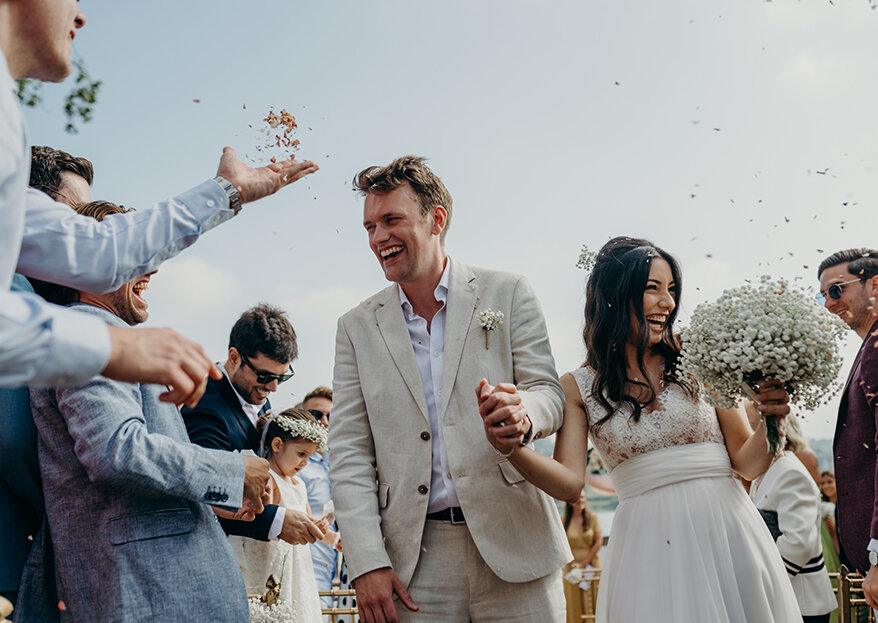 A checklist de casamento para que tudo corra na perfeição... e a tempo!