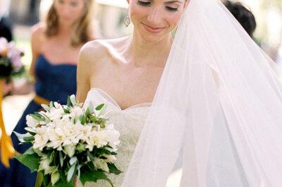 Winterblumen für Ihren Brautstrauß
