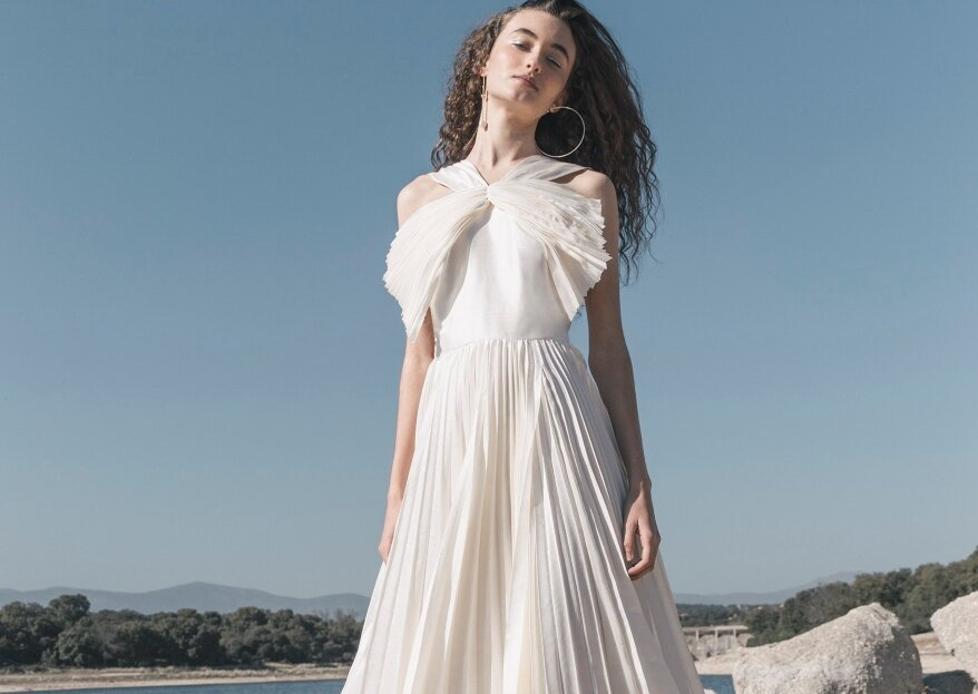 Castellar Granados 2020 : une collection très couture, en exclusivité au Printemps