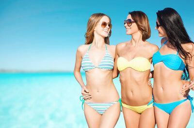 Scopri il bikini perfetto per te in base alla tua carnagione ed ai tuoi capelli