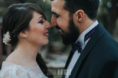 Un amor de Erasmus que terminó en boda: el mejor día de Alexandra y Ramón