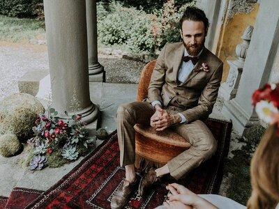 I nostri consigli di stile per 5 tipi di barba... e di sposo