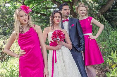 Brautmoden in Hannover: Braut und Bräutigam in edler Harmonie