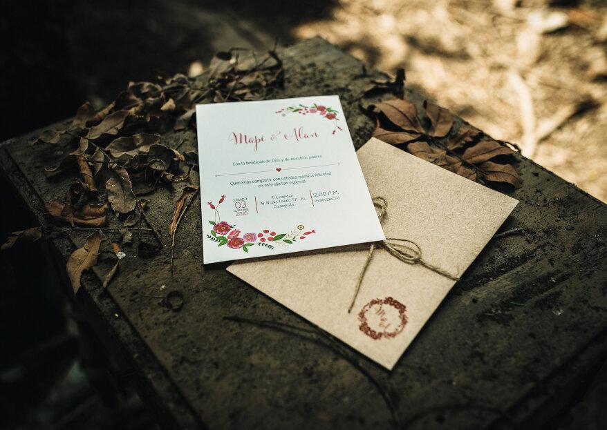 ¿Cómo decir NO a la invitación de una boda? 7 excusas para no asistir