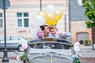 Cómo guardar las fotos digitales de tu matrimonio para no perder ningún recuerdo