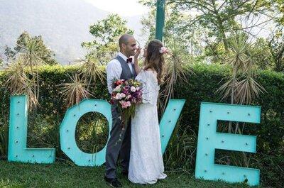 40 fotos que revelam TODO o amor do casal durante o casamento!