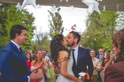 ¿Cómo tener un matrimonio pequeño e íntimo? ¡Te damos los tips para lograrlo!