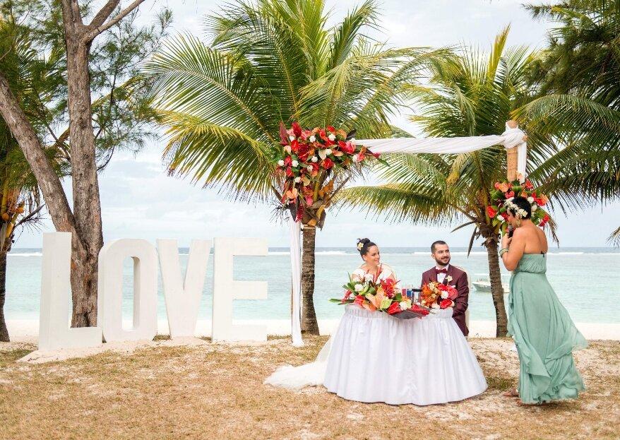 One Love Turquoise : et si on se mariait à l'autre bout du monde ?