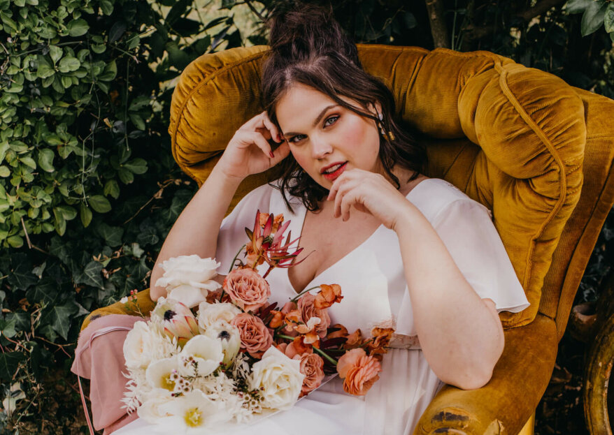 'Curvy bride': 8 propuestas de looks para novias rompedoras