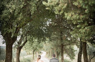 Glamping: l'ultima tendenza per un matrimonio eco-chic