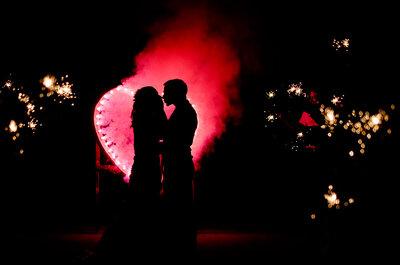 9 Tipps, damit introvertierte Brautpaare ihre Hochzeit stressfrei genießen können