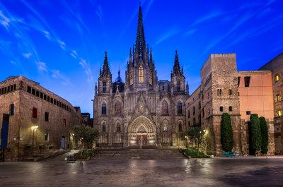 55 razones para casarte en Barcelona