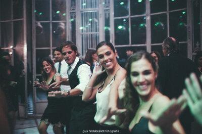 La música hará que tu boda se convierta en inolvidable, gracias a Don Crockett de D&D Events