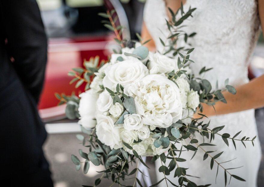 Optez pour une décoration florale chic et champêtre avec Le Liseron