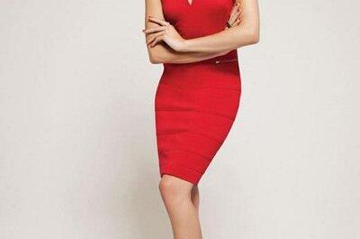 Vestidos de festa vermelhos: para convidadas vibrantes