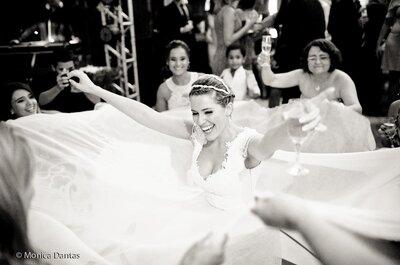 As músicas nacionais e internacionais que devem tocar no seu casamento em 2015!