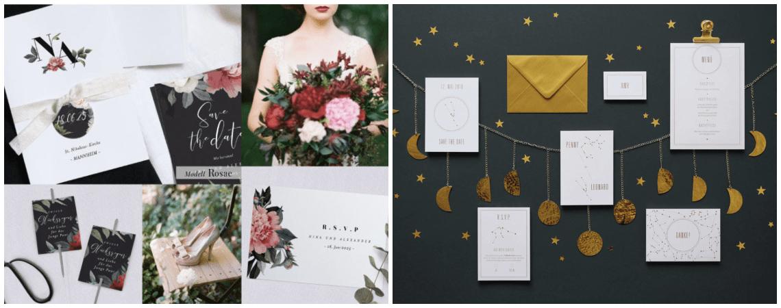 Die besten Anbieter für Hochzeitseinladungen in Deutschland: starten Sie mit diesen Profis in Ihre Hochteitsplanung!