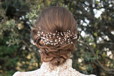 60 zauberhafte Brautfrisuren für Ihre Hochzeit: Von klassisch bis verspielt, für jede Braut der passende Style!