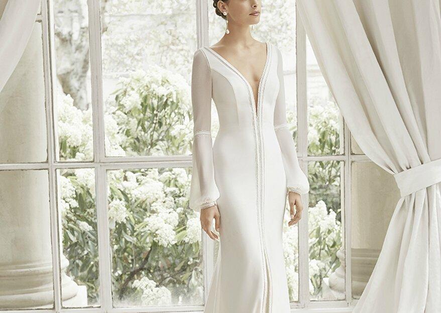 Brautmode für die moderne Frau: ANNA MODA begeistert mit atemberaubenden Designs