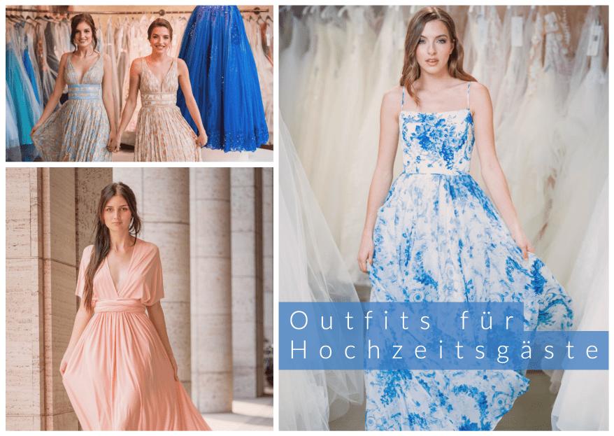Outfits für Hochzeitsgäste: Profi-Tipps für einen tollen Auftritt als Gast!