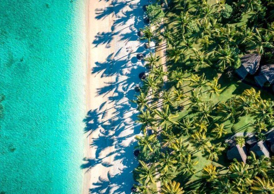 Les meilleurs lieux de réception sur l'Île Maurice pour un destination wedding fabuleux