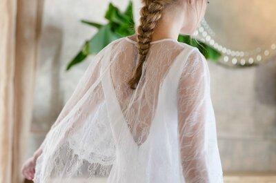 Robes de mariée David Christian 2015: entre délicatesse et modernité