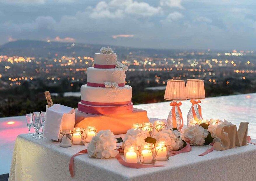 Villa Andrea di Isernia: A Gorgeous Destination Wedding with a Mediterranean View