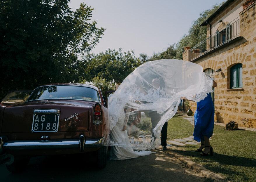 Amuri Sicilianu wedding planner celebra al vostro fianco il giorno consacrato alla felicità!