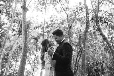En un segundo robaste mi corazón: La boda de Jess y Sam