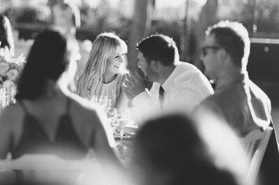 10 palavras que vão (de certeza!) surgir no seu casamento... quer se pronunciem ou não!