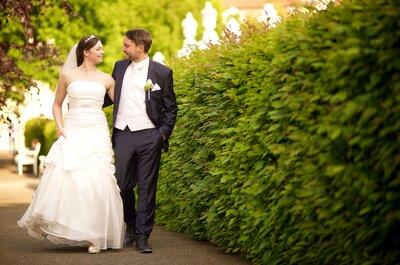 Himmlische Hochzeit in Leipzig - Da schlägt das Herz einer jeden Braut höher!