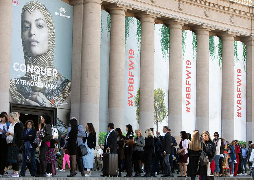 Valmont Barcelona Bridal Fashion Week 2019: a melhor edição da história deste imperdível evento da moda nupcial